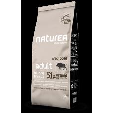 Naturea Wild Boar Dry Dog Food 12kg