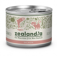 Zealandia Wild Salmon Cat Canned Food 185g (12 Cans)