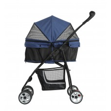 Pettyman Pet Stroller (870i) Blue
