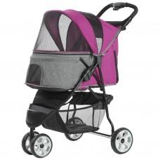 Pettyman Pet Stroller (818) Pink