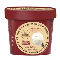 Puppy Scoops Hoggin Bacon Flavour Ice Cream Mix for Dogs 65.75g