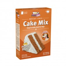 Puppy Cake Peanut Butter Microwaveable Cake Mix for Dogs 225g