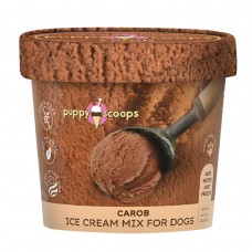 Puppy Scoops Carob Flavour Ice Cream Mix for Dogs 65.75g