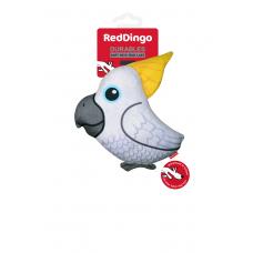Red Dingo Durables Cockatoo Dog Toys