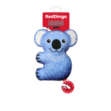 Red Dingo Durables Koala Dog Toys