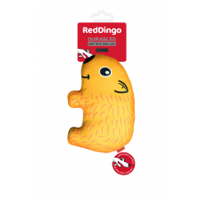 Red Dingo Durables Wombat Dog Toys