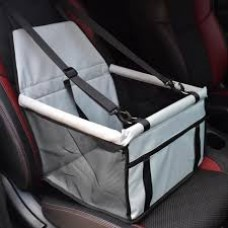 Rubeku Breathable Car Safety Seat Pet Carrier Grey