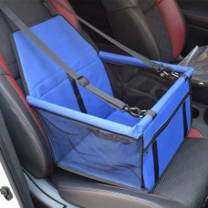 Rubeku Breathable Car Safety Seat Pet Carrier Blue