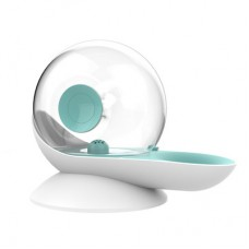 Rubeku Automatic Snail-shaped Pet Water Dispenser 2.8L Turquoise