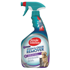 Simple Solution Floral Fresh Extreme Stain & Odor Remover For Dogs & Cats 945ml