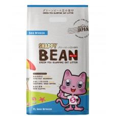 Snappy Bean Green Pea Cat Litter Sea Breeze 7L