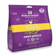 Stella & Chewy's Cat Freeze Dried Dinner Morsels - Chick, Chick, Chicken 18oz