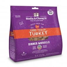 Stella & Chewy's Cat Freeze Dried Dinner Morsels - Tummy Ticklin' Turkey 18oz