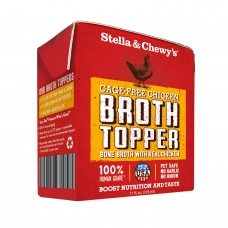 Stella & Chewy's Dog Broth Topper Cage-Free Chicken Dog Food 11oz
