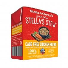 Stella & Chewy's Dog Stella's Stew Cage-Free Chicken Recipe Dog Food 11oz
