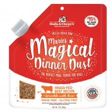 Stella & Chewy's Freeze Dried Raw Marie's Magical Dinner Dust Grass-Fed Beef Dog Food 7oz