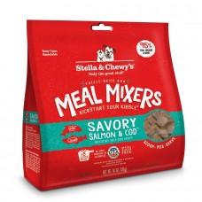 Stella & Chewy's Dog Meal Mixer Savory Salmon & Cod 18oz