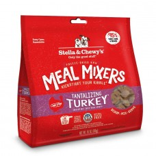 Stella & Chewy's Dog Meal Mixers Tantalizing Turkey 18oz