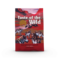 Taste of the Wild Southwest Canyon Canine Recipe with Wild Boar Dog Dry Food 12.2kg