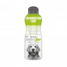 TropiClean PerfectFur Combination Coat Shampoo for Dogs 16oz