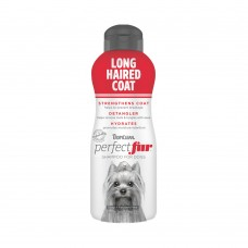 Tropiclean PerfectFur Long Haired Coat Shampoo For Dogs 16oz