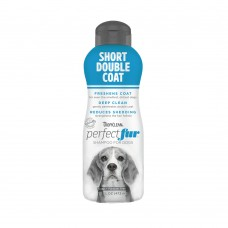 Tropiclean PerfectFur Short Double Coat Shampoo For Dogs 16oz