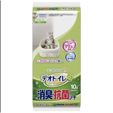 Unicharm Deo-Toilet Dual Layer Cat Litter System Refill(10pcs/pack)