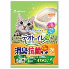 Unicharm Zeolite Pellets Refill Litter 2L for Cat