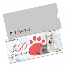Pet Master Gift Voucher (Bundle of 2)