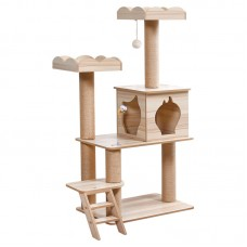 Lavish Cat Tree Adventure