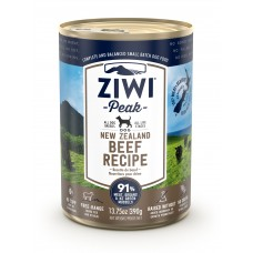 Ziwi Peak NZ Beef Recipe Dog Canned Food 390g