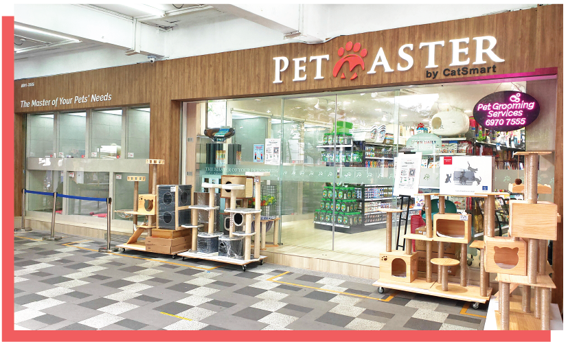 Pet Master Bedok Outlet